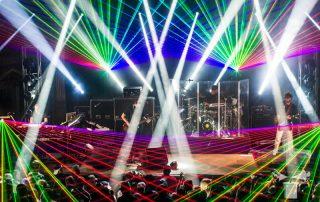 Concert Animation Laser