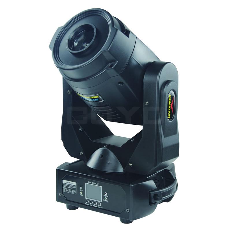 LMY1 2W/4W RGB Moving Head Laser