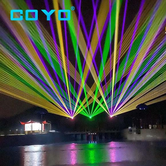 5W RGB Moving Head Laser LMY2