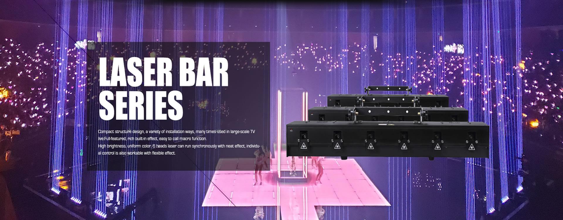 Laser Bar Light
