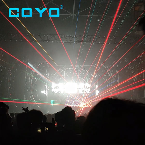 Stage Laser Array Lighting LBY12