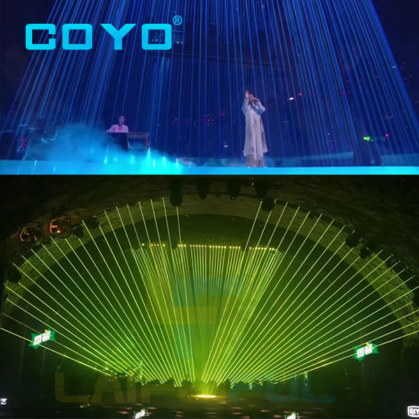 Stage Laser Beam Array Lighting LBY10