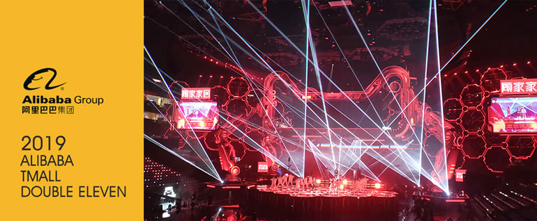Stage Laser Lighting 2019 Project